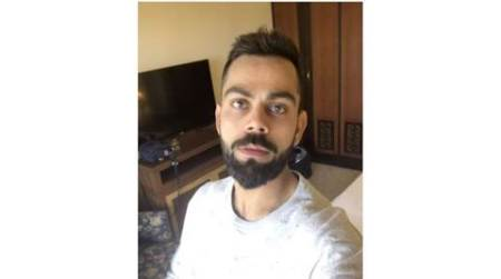 Virat Kohli, Indian captain Virat Kohli, Virat Kohli instagram video, Virat Kohli video, Virat thanks fan, Virat thanking fan, Virat instagram account, Ind vs Eng, Ind vs Eng final ODI, Eden Garden, cricket news, indian express news