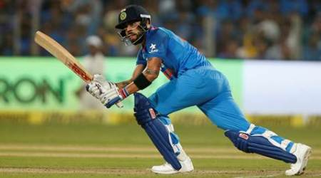 Cricket - India v England - First One Day International
