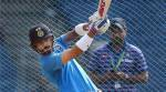 Kohli flexes his muscles in the nets, watch his big hits