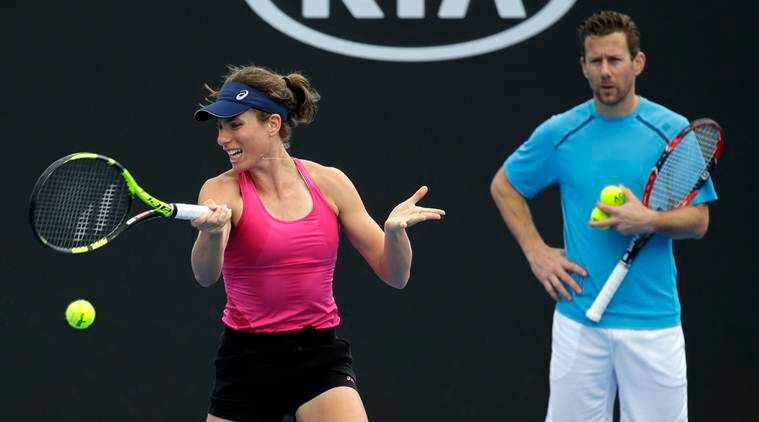 Jo Konta A Dark Horse For The Crown At Australian Open Sports News