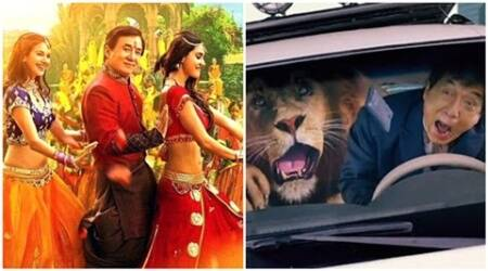 Jackie Chan's Kung Fu Yoga makes waves in China beforerelease