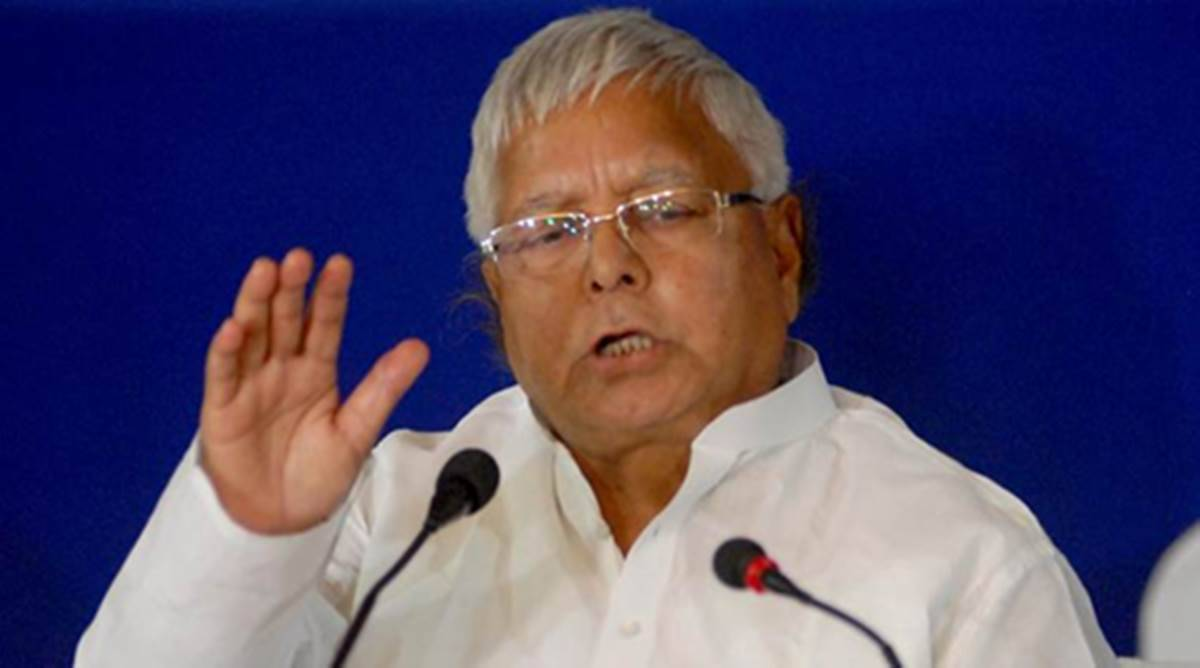 lalu prasad yadav, lalu, lalu land deal, lalu yadav scam, lalu yadav corruption case, lalu yadav scam case, bihar fodder scam, fodder scam case, indian express