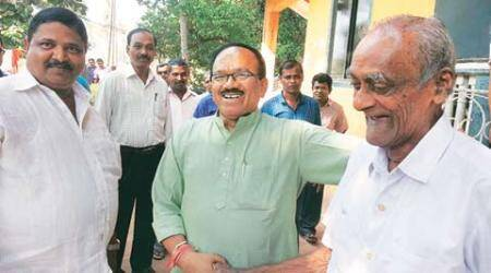 All that is being done in Goa is because of krupa of Centre, Parrikar: CM Parsekar