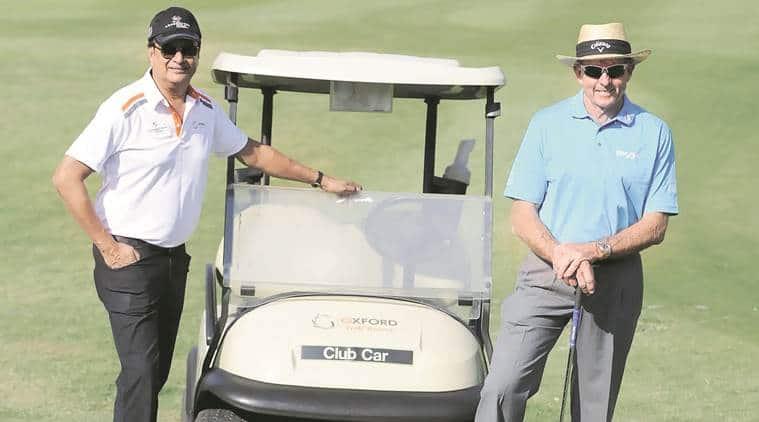 David Leadbetter, Leadbetter Golf Academy, Pune gold academy, pune golf, pune news, india news, indian express