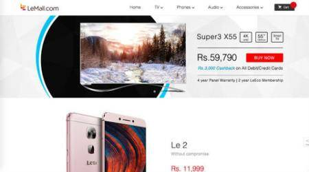LeEco sale, Leeco Le 2 sale, leeco le 2 discount, lemall for all sale, super3 x55 tv discounts, 2017 smartphone sales, technology, technology news