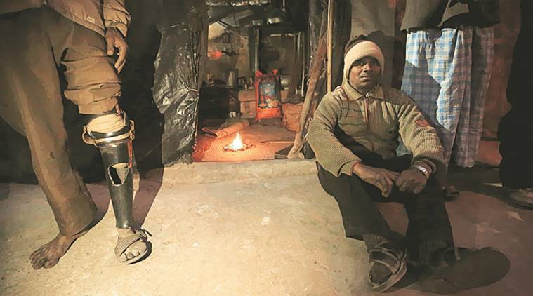 delhi, delhi high court, delhi HC, unauthorised homes, leprosy colony, Tahirpur Leprosy Complex, jhuggi homes, Leprosy Affected Persons, delhi news, indian express news