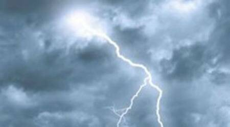 Four killed in lightning strikes in Chhattisgarh