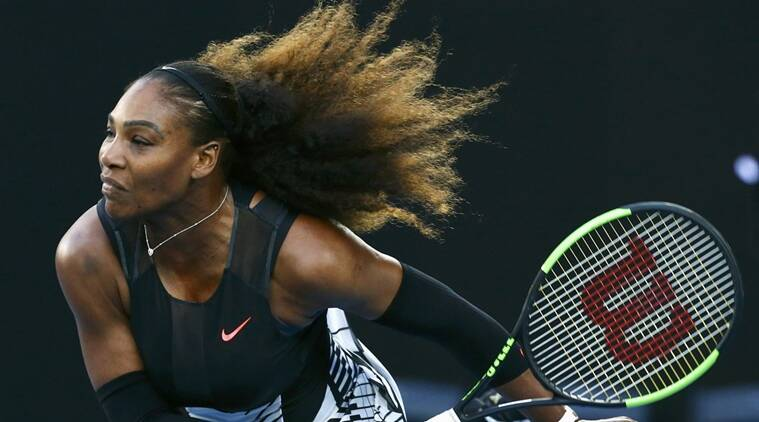 Oh, baby: Serena Williams won the Australian Open while she was pregnant