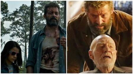 logan trailer, logan release, wolverine, wolverine series, X-men series, hugh jackman, patrick stewart professor x, patrick stewart, ryan reynolds, deadpool, hugh jackman deadpool, logan trailer, marvel, marvel logan. wolverine, wolverine logan, logan latest news, hollywood news, entertainment news, indian express, indian express news