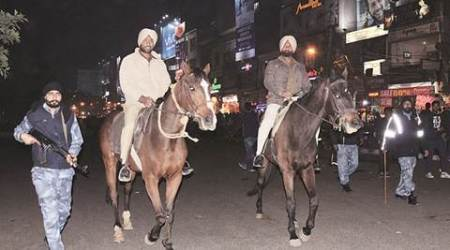 Ludhiana Police initiatives make little impact on traffic violations on New Year'sEve