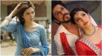 SRK spoilt me: Mahira confessed she cried as she couldn't promote Raees