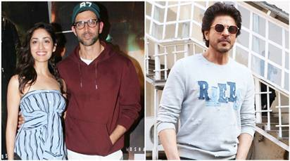Raees vs Kaabil: Hrithik Roshan, Yami Gautam and Shah Rukh Khan promote their films
