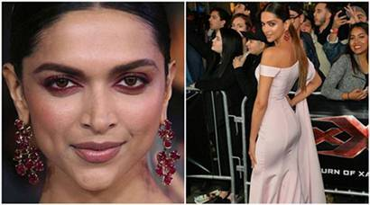 Deepika Padukone is winning the west, stuns at xXx Return of Xander Cage world premiere