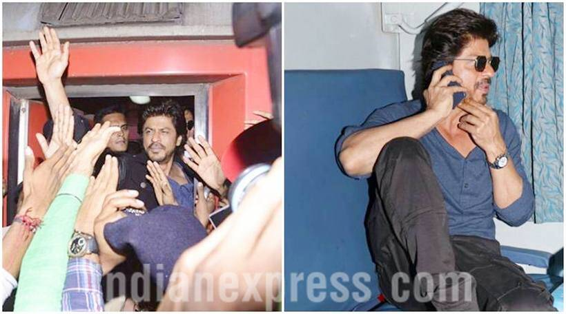 Shah Rukh Khan's Raees beats Hrithik Roshan's Kaabil with first day earnings