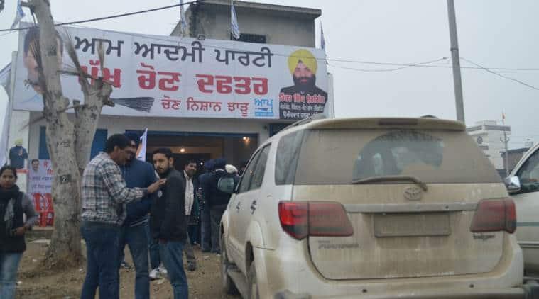 Punjab polls, Punjab assembly election 2017, Punjab drug abuse, Majitha, Bikram Singh Majithia, Punjab SAD, Punjab election campaign, indian express news