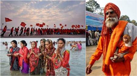 Makar Sankranti 2017: From holy dip in Ganga to flying kites, here's how people are celebrating around India