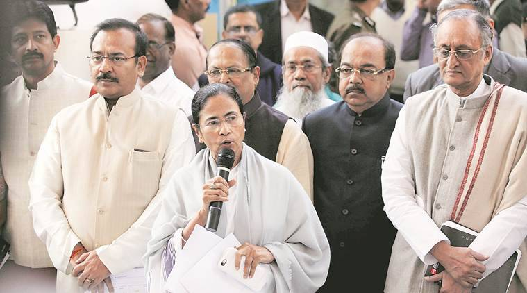 mamata banerjee, mamata governor letter, Keshari Nath Tripathi, west bengal governor, west bengal law and order situation, india news, indian express