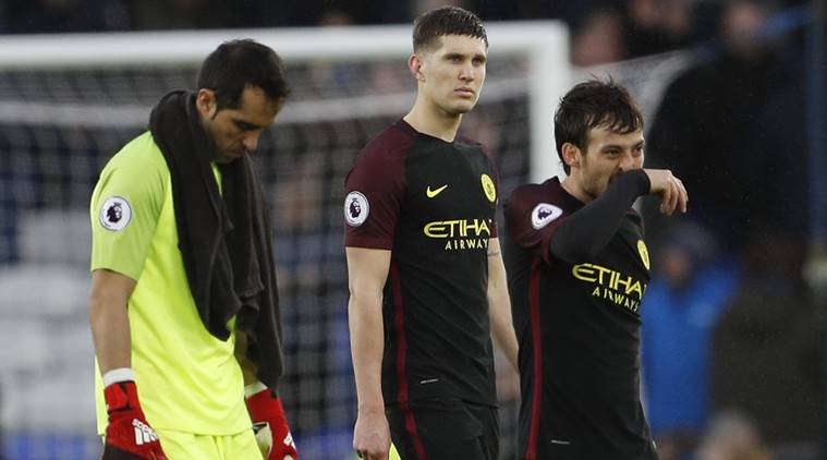 Manchester City Lose 4 0 Against Everton For More Misery On Merseyside Sports News The Indian Express