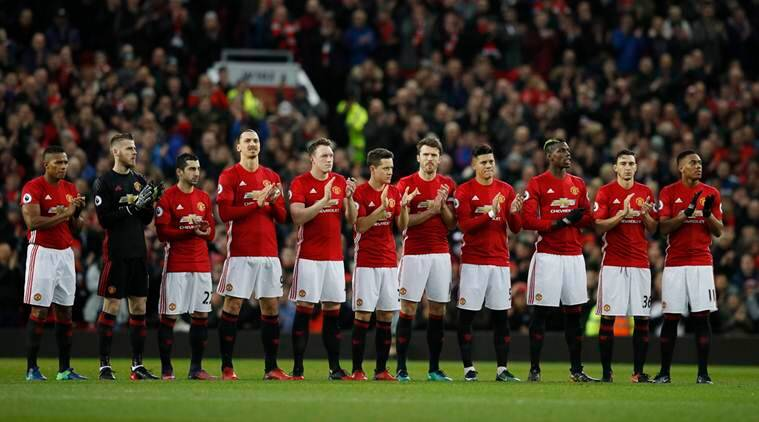 Manchester United replace Real Madrid as world's richest club