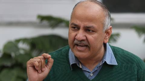 Manish Sisodia seeks details of social media schemes by Centre