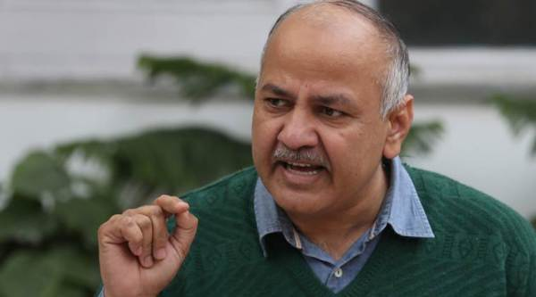Manish Sisodia, Mohalla Rakshak Dal, Manish Sisodia drops Mohalla Rakshak Dal, Mohalla Rakshak Dal dropped, Delhi government on Mohalla Rakshak Dal, indian express news