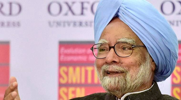 urjit patel, manmohan singh, rbi, demonetisation, manmohan singh at book launch, study economy, economists, Evolution of Economic Ideas - Smith to Sen and beyond, DCM Limited's Chairman Vinay Bharat Ram, india news, latest news