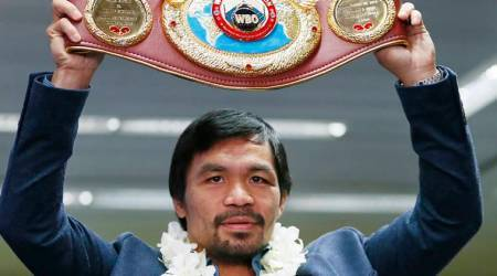 Manny Pacquiao, Pacquiao, WBO welterweight, Down Under, Jeff Horn, Horn-Pacquiao, sports stories, Indian Express