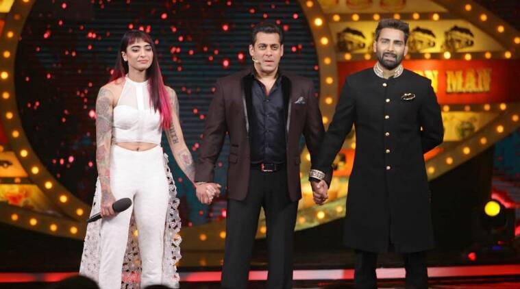 Bani J lost to Manveer Gurjar in Bigg Boss 10.