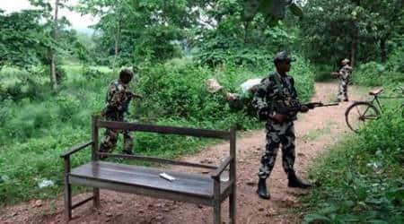 Odisha, Odisha maoists, Odisha naxals, Odisha naxalite, maoists in odisha, Bhubaneswar, Malkangiri, Odisha panchayat polls, Maoists kidnap poll officers, Odisha police, CPI, odisha news, india news, indian express news