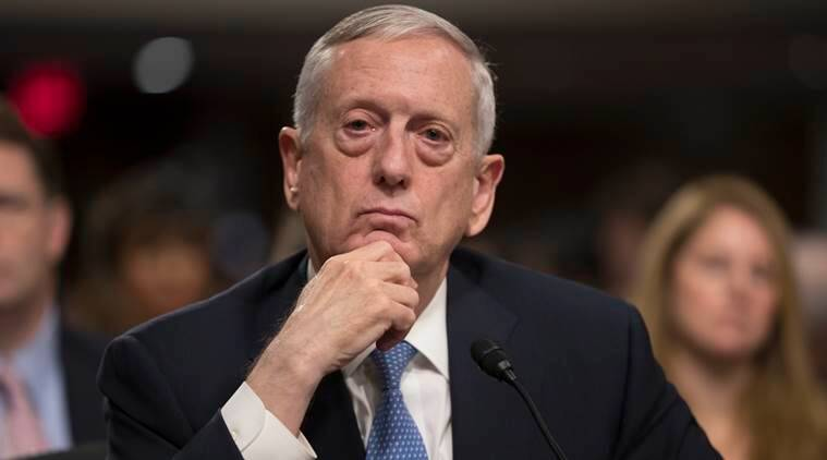 James Mattis, Donald Trump, Kim Jong Un, North Korea nuclear threat, James Mattis Asia trip, James Mattis in Asia, Pyongyang, North Korea ICBMs launch, World News, Indian Express News