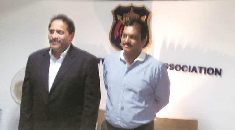 Maharashtra Cricket Association, Abhay Apte, Apte, new MCA president, maharashtra cricket, cricket news, india news, indian express