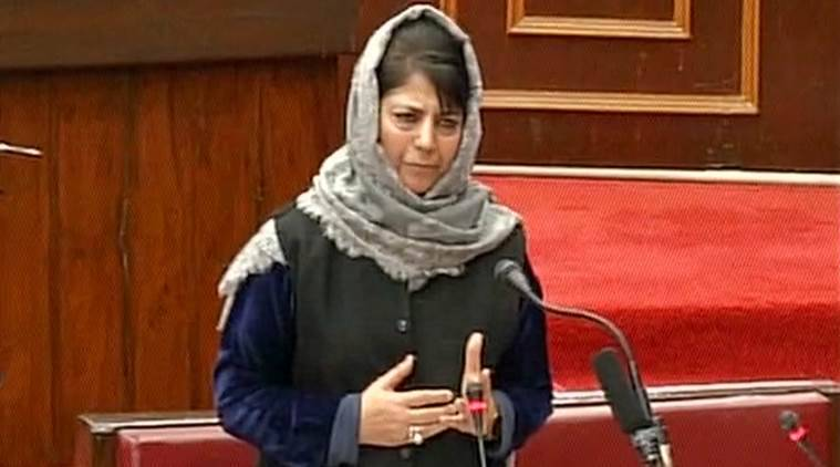 mehbooba, mehbooba 370, jammu and kashmir, jammu kashmir, kashmir cm, mehbooba pellet victims, mehbooba article 370, kashmir unrest, india news,