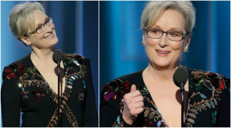 meryl streep, meryl streep golden globes speech, bollywood, political issues, bollywood awards, meryl streep speech, meryl streep donald trump, meryl streep political, hollywood political speeches