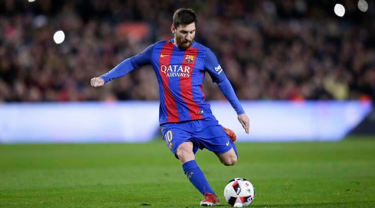 Barca president predicts 'happy ending' on Messi contract