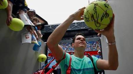 Milos Raonic, Milos Raonic, Milos Raonic Australian Open, Milos Raonic vs Dustin Brown, Raonic vs Brown, Australian Open 2017, Aus Open, Australian Open, Tennis news, Tennis