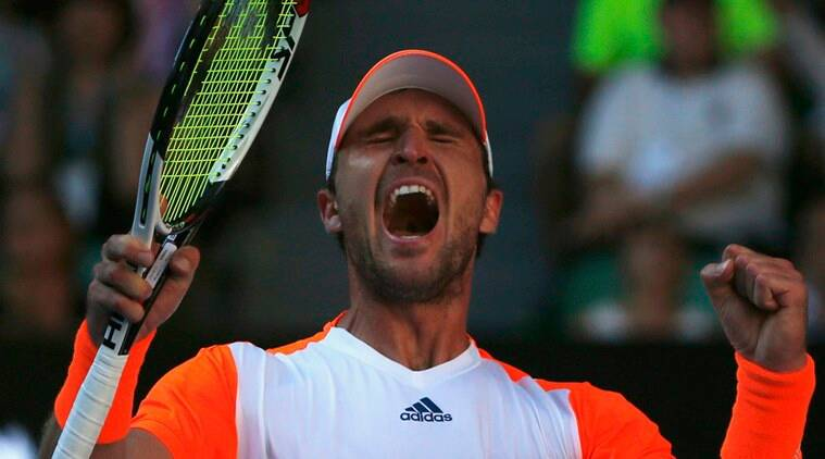 Mischa Zverev rises from the depths to knock out Andy Murray