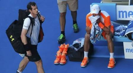 Murray knocked out of Australian Open