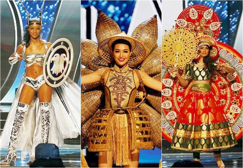 miss universe miss universe 2017 miss universe 2017 beauty pageant miss universe 2017  sc 1 st  The Indian Express & PHOTOS: Miss Universe 2017: Stunning traditional costumes at the ...