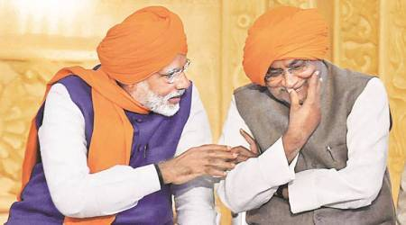 Nitish Kumar back in NDA: BJP upbeat amid some doubts