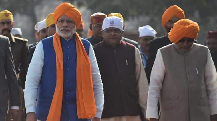 narendra modi, modi on nitish, nitish kumar, modi with nitish, modi praise for nitish, demonetisation, prohibition, guru gobind singh, prakash parv