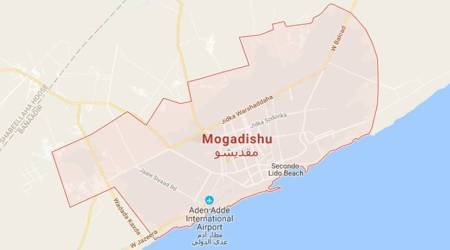 Somalia blast: Car bomb in Mogadishu kills at least 15, say police