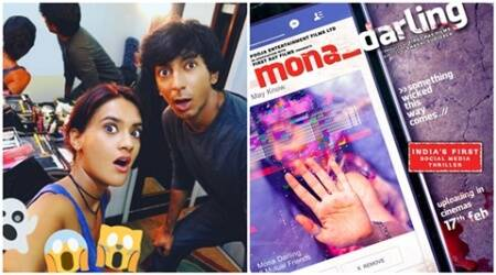 First Look of India's first social media thriller Mona_Darling gives spooky vibes, see pics