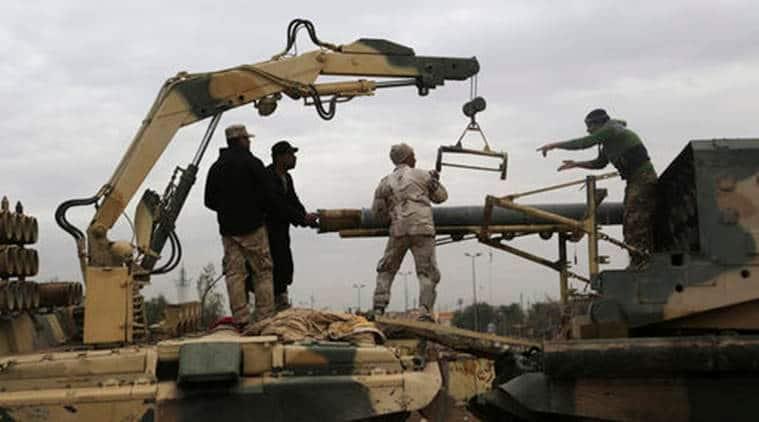 Iraq, Mosul, east Mosul, Iraq military, Mosul troops, Iraq fighting, Mosul fighting, world news, latest news, indian express
