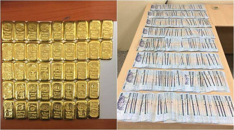 mumbai, mumbai drugs, mumbai drug racket, mumbai drugs worth 5 crore seized, mumbai gold smuggling, mumbai drug smuggling, mumbai crime, mumbai airport, indian express, india news