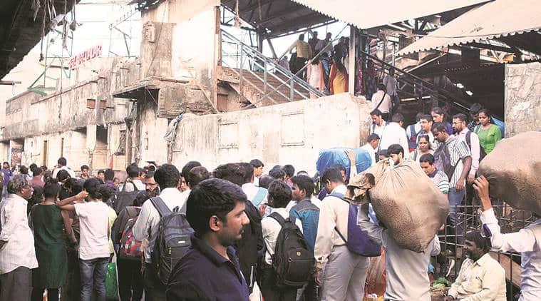 Mumbai civic polls, civic polls, ward watch, hawkers, Mumbai wards, mumbai news, indian express