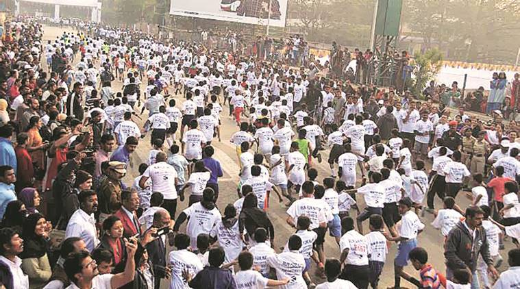 Mumbai marathon, Khushroo Patel, Amarjeet Singh Chawla and Shibani Gulati, Maharashtra news, India news, National news