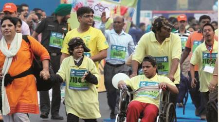 Mumbai Marathon: More than 50% rise in number of runners with disabilities