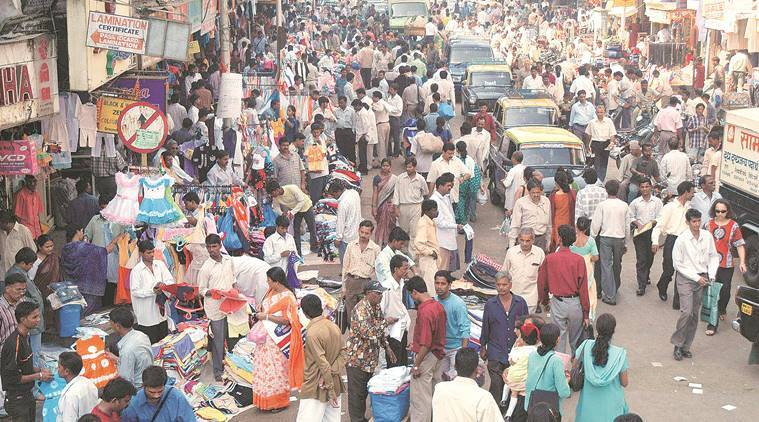 Mumbai civic polls, civic polls, mumbai civic polls agenda, mumbai street vendors, mumbai news, india news, indian express