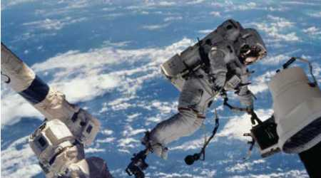 Nasa, Nasa astronauts, astronauts vision problems, astronauts vision deterioration, astronauts health issues, astronauts weightlessness, zero gravity, space, spacecraft, science, science news
