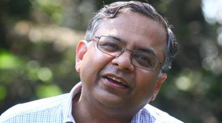Tata Sons, Tata Sons chairman, Tata Sons-Natarajan Chandrasekaran, Natarajan Chandrasekaran becomes Tata Sons chairman, TCS, Cyrus Mistry, India news, Indian Express